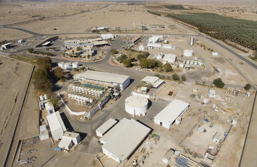 sabha desalination plant